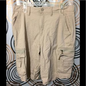 Beverly Hills Polo Cargo Pants Sz 34
